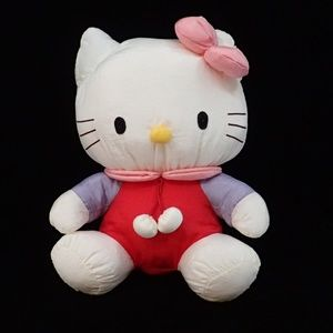 Sanrio Hello Kitty Doll - EUC